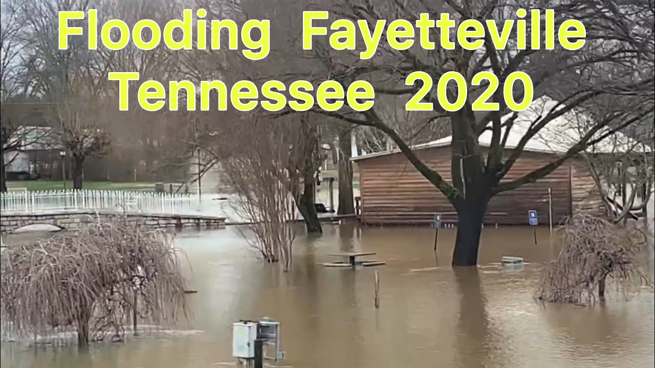 Fayetteville Tn Christmas Parade 2020 Tour Flood in Fayetteville Tennessee TN 2020 Fun Trip around town