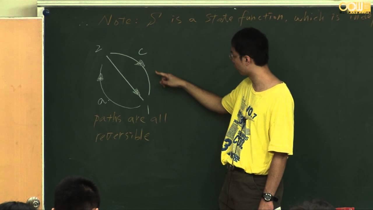 Lec06 材料熱力學(一) 第四週課程 - YouTube
