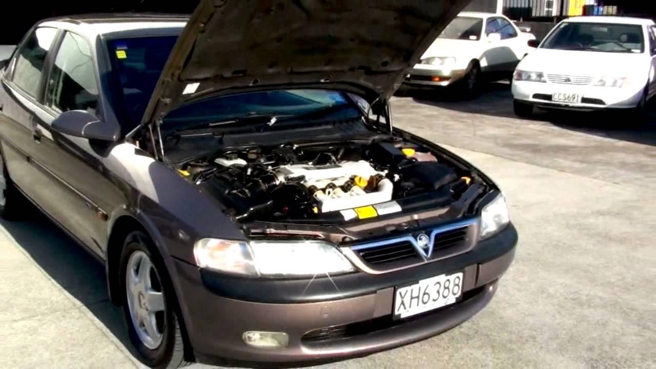 HOLDEN VECTRA V6 CDX 1998, 2.5L, AUTO