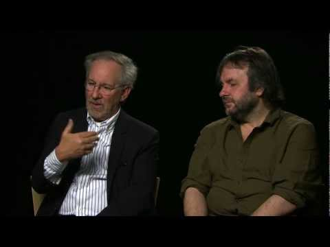 Steven Spielberg and Peter Jackson 'The Adventures of Tintin'