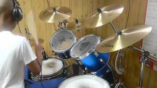 Drum Cover: Waka Flocka Flame - No Hands @drums0n