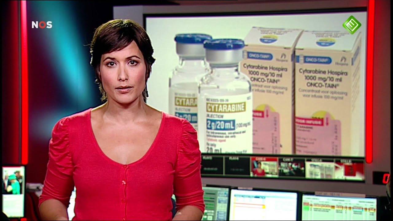 Annechien Steenhuizen 17 mei 2011 NOS Journaal op 3 - YouTube