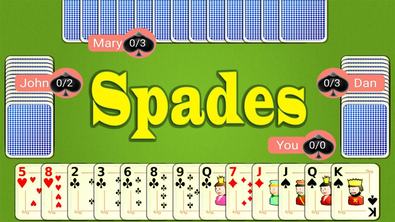 Spades Card Game