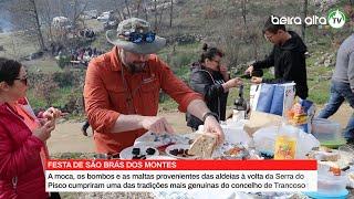 Festa de São Brás dos Montes - Uma tradição genuína do concelho de Trancoso