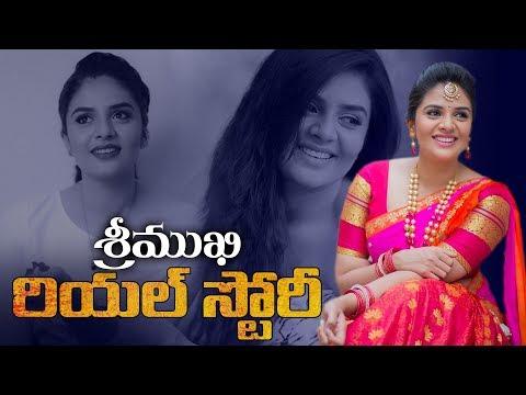 Anchor & Actress Srimukhi Real Life Story (Biography) || Patas Show || YOYO Cine Talkies