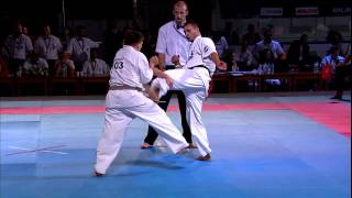 Tatami 2 - Online. World Championship KWU Kyokushin