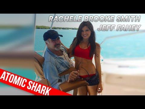 Syfy 's Atomic Shark  Rachele Brooke Smith & Jeff Fahey