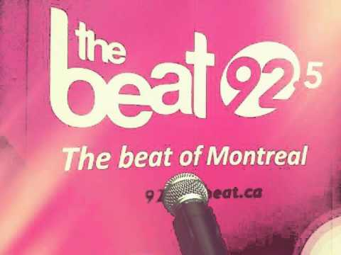 92.5 The Beat Montreal Jingles by IQ Beats