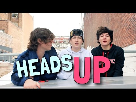Heads Up? (w/ Crawford Collins)