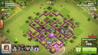 Clash of clans - Richi come Attila