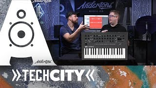 Korg Minilogue XD - HUGE analog polysynth sounds!