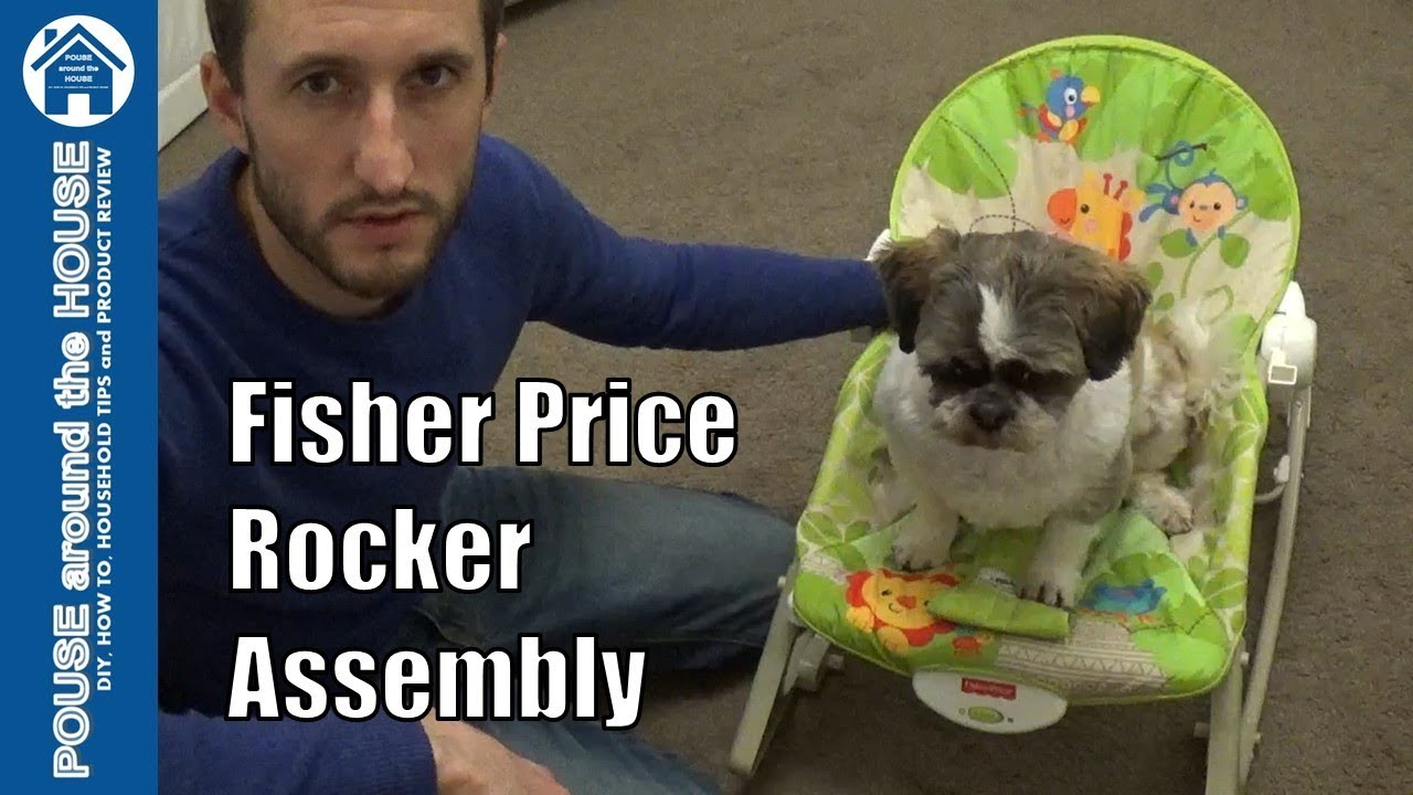fisher price rainforest infant to toddler rocker instructions