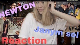 REACTION Newton - Janym sol / Q-Pop