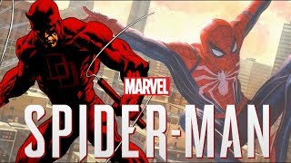 Spider-Man PS4: Daredevil Game PLEASE!
