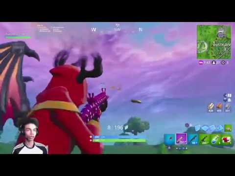 Best Solo Player on Fortnite | Best Shotgunner on PS4 | 2620+ Solo Wins