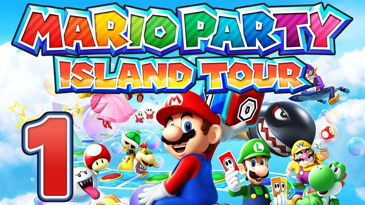 Mario Party Island Tour Youtube