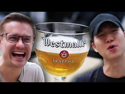We Tried The World's Best Beer • Belgium