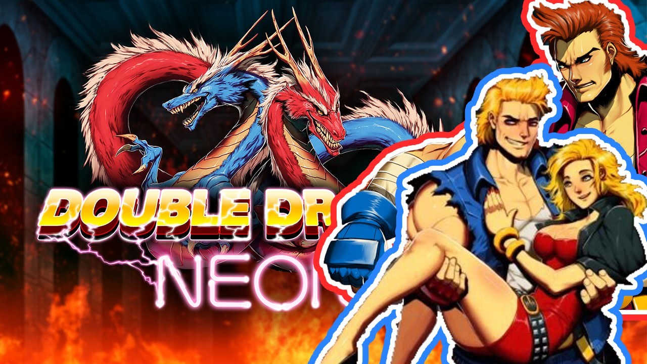 Double Dragon Neon Final Boss And Game Ending Youtube
