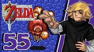 Let's Play Live Zelda Parallel Worlds [German][Blind][#55] - Wow, ein neuer Boss!
