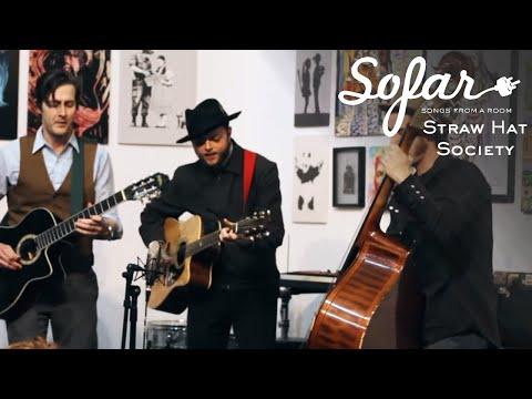Straw Hat Society - Easy On The Rock & Roll | Sofar Dallas - Fort Worth