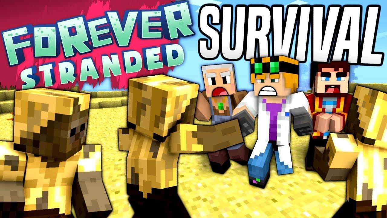 minecraft survival forever stranded