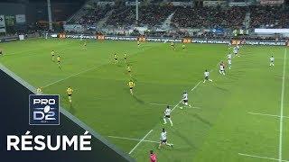 PRO D2 - Résumé Brive-Carcassonne: 54-17 - J28 - Saison 2018/2019