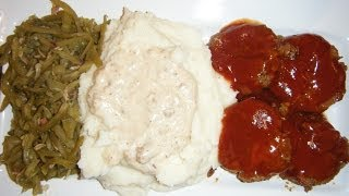 FOOD STORAGE - How to Make and Can Meatloaf