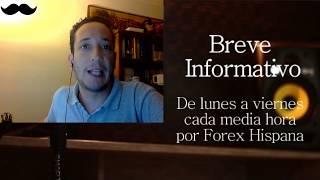 Breve Informativo - Noticias Forex del 13 de Noviembre del 2017