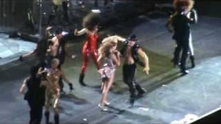 Beyoncé - Get Me Bodied / Get Me Bodied Extended Mix Live In Rio de Janeiro 07/02/10 HSBC Arena