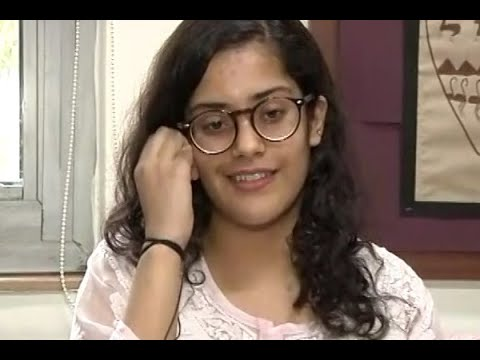 CBSE class 12 topper Meghna Srivastava tells her success story to ABP Ananda