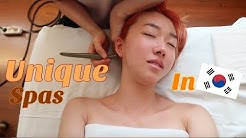 3 UNIQUE SPAS IN KOREA YOU HAVE TO TRY! ❤️