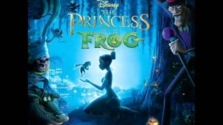 Gambar cover Princess and the Frog OST 01 Never Knew I Needed
