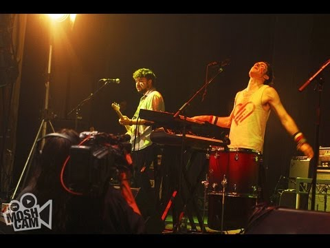 Walk The Moon - Shiver Shiver (Live in Sydney) | Moshcam