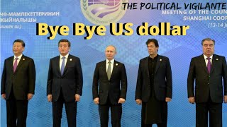 China, Russia & Pakistan Now Trading Without US Dollar — The Political Vigilante