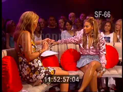 CD UK BEYONCE KNOWLES INTERVIEW 2003