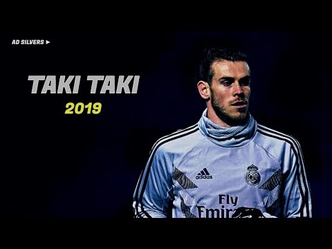 Gareth Bale ► Taki Taki ● Skills & Goals ● 2018/19 | 1080p HD