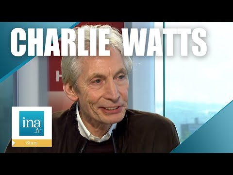 Charlie Watts : des Rolling Stones au jazz | Archive INA