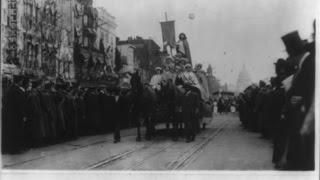 1913 Womens Suffrage Parade Centennial - 2013 American Artifacts