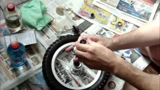 Разборка сборка задней втулки Navigator Basic(Обслуживание велосипеда., 2014-05-23T10:30:31.000Z)