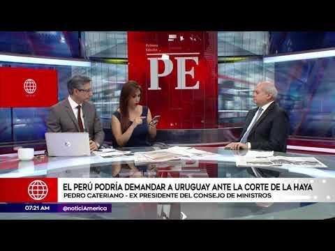 Alan García: entrevista a Pedro Cateriano en Primera Edición (segmento completo)