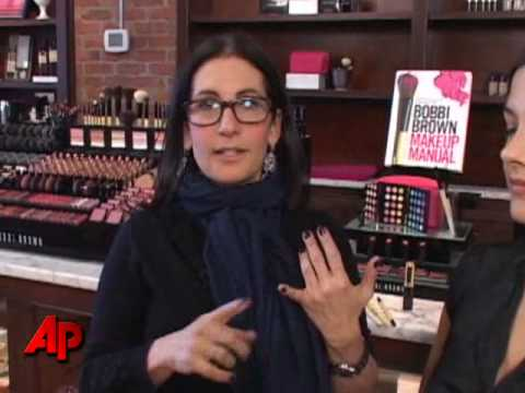 Tips From Make-up Artist Bobbi Brown