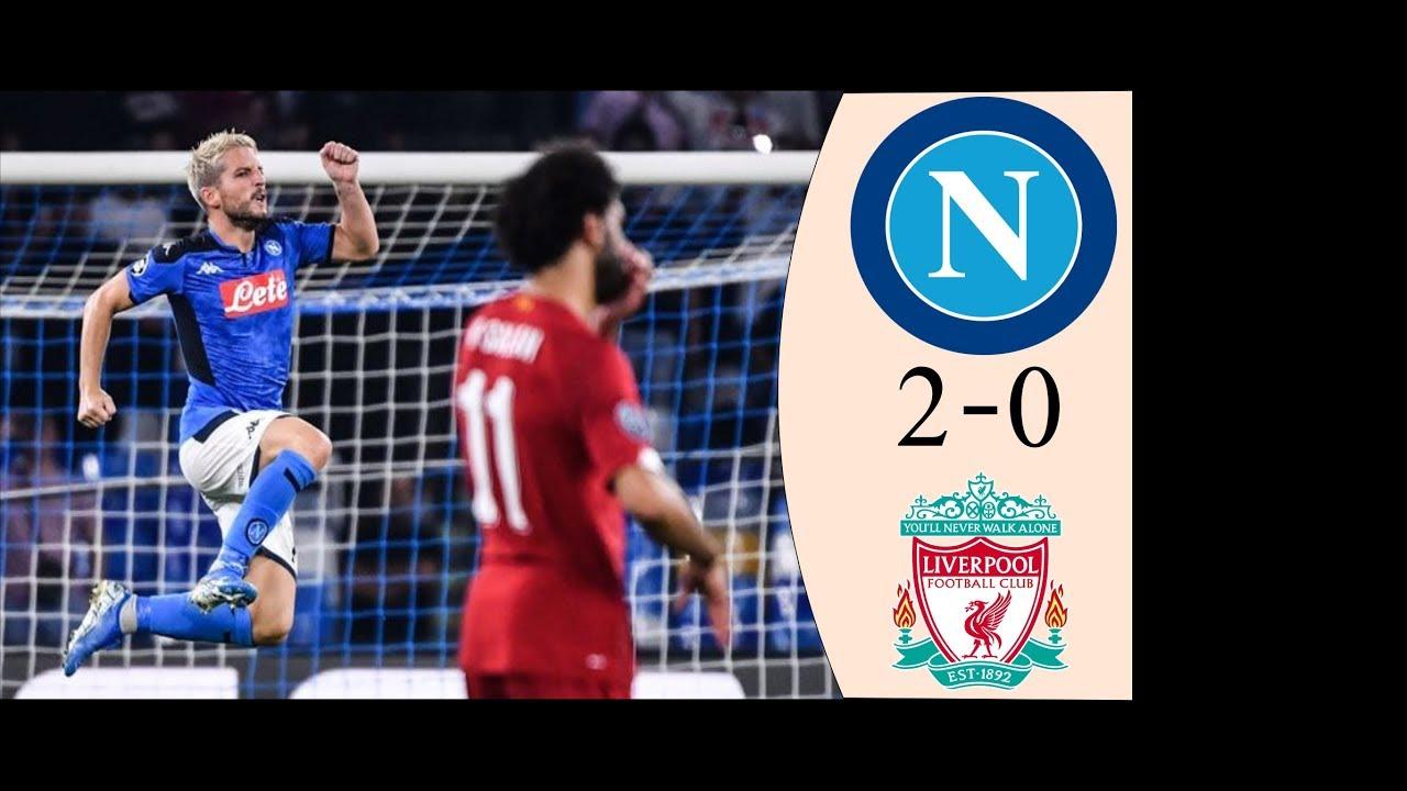 Download NAP vs LIV (2-0) | Champion League 2019: All Gоals Extеndеd Hіghlіghts HD