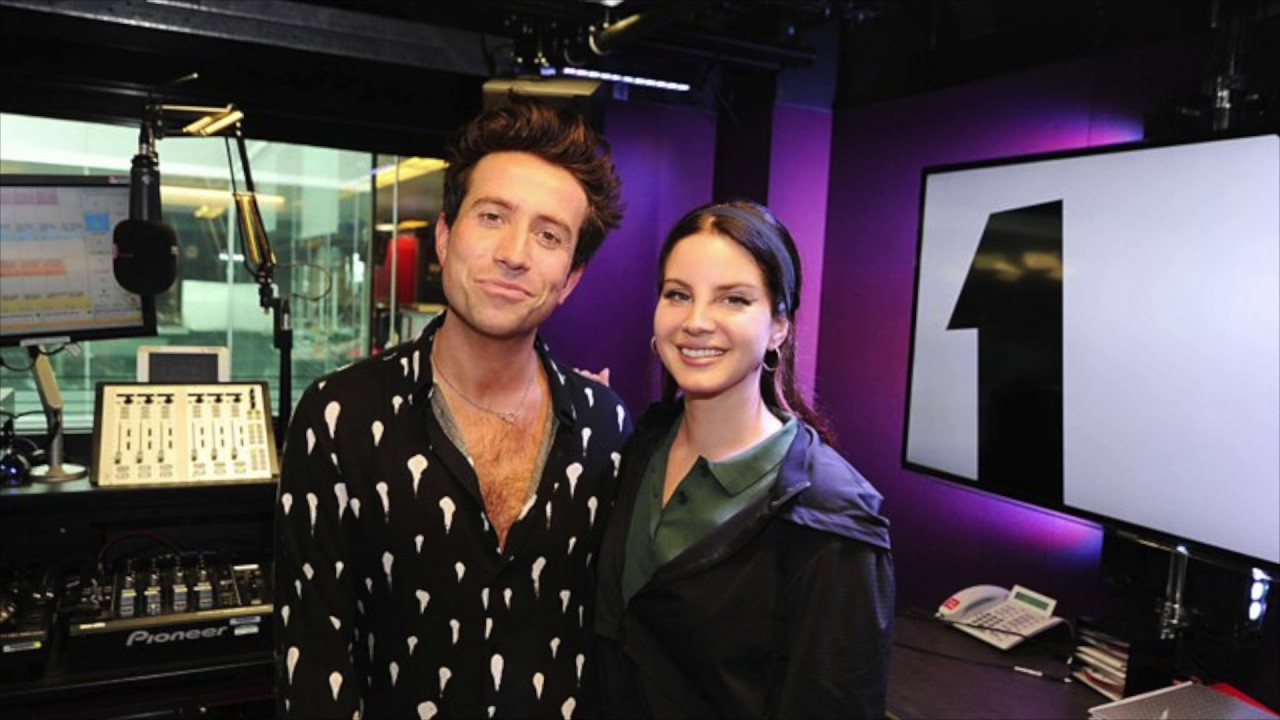 Lana Del Rey Bbc Radio 1 Breakfast Show With Nick Grimshaw July 25th 2017 Youtube