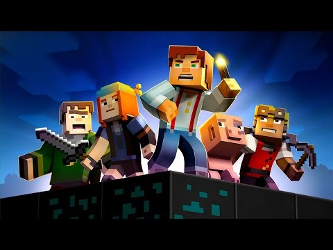 Minecraft Story Mode Episode 1-8 (Full Free Game Download!)