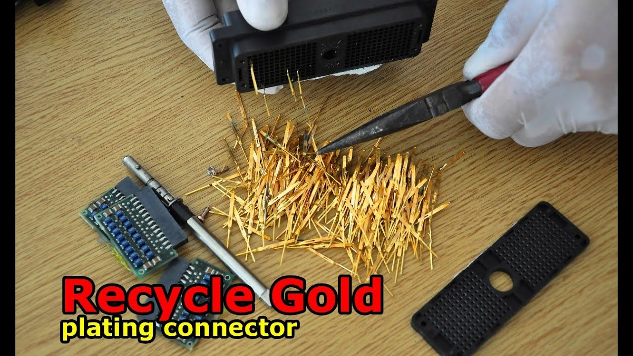 Search Gold Plated Pins Connector Old For Recycling Cell Phone Circuit Board Scrap Recovery Electronics Recycle Plating Pin
