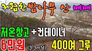 """공주부동산(no.1211번-""""저렴한 밤나무 산…"""
