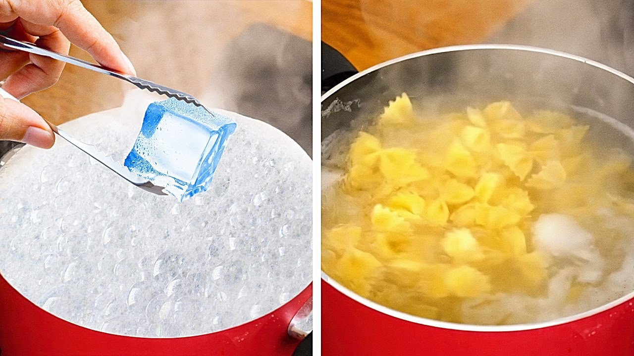 Mom's Cooking Secrets That Will Save Your Time    Simple Kitchen Hacks to Cook Like a Chef!