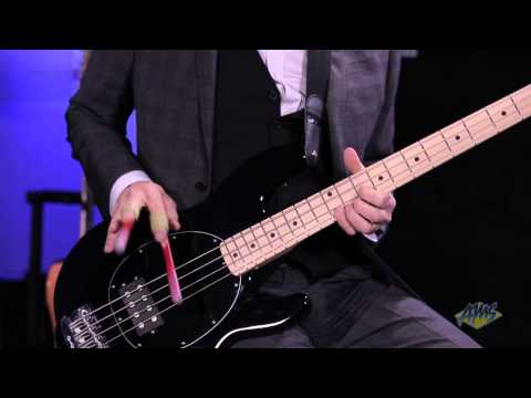 AMS Exclusive Tony Levin Performance - Slap Bass