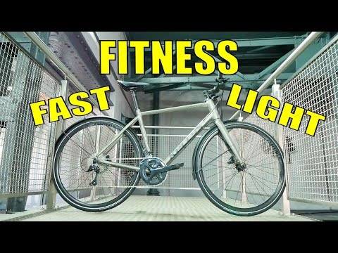 What Is A Fitness Bike Should You Bike Fitness Cross Or A Trekking Bike It S About The Speed Youtube