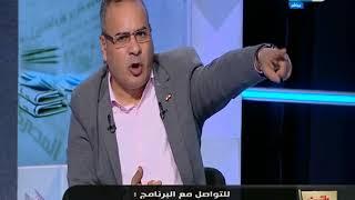 مانشيت القرموطي | أرملة الشهيد محمد صفوت تستغيث بالرئيس السيسي لحل أزمة شقة أولاد البطل